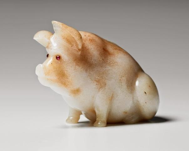 Каменный зверинец Фаберже Знаменитый ювелир Карл Фаберже был известен не только в России. Так, в 1903 году он открыл магазин в Лондоне, и в числе его заказчиков были даже также члены королевской