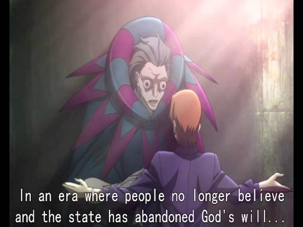 Fate Zero - Why God exists