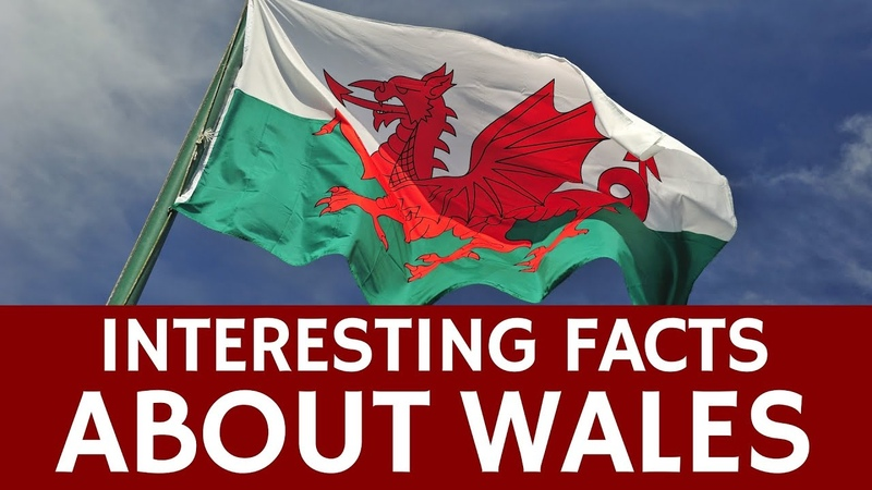 Fun Facts about Wales for Kids Countries of the United Kingdom Educational Top 5