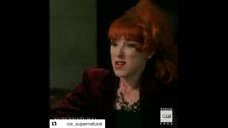 "Ruth Connell on Instagram_ ""Ouch! Repost @cw_supernatural 128420; ・・・ Jack is"