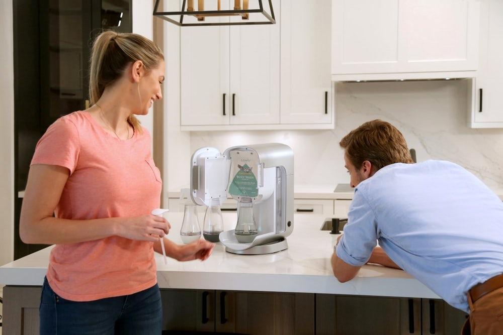 Cleanyst - приготовит шампуни и моющие средства в домашних условиях