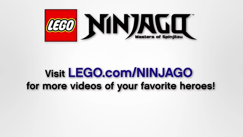 4 Be like Lloyd LEGO Ninjago Stop Motion