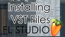 How to Install and Organize VST Plugins In FL Studio