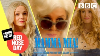 Mamma Mia! Here We Go YET Again | FULL CLIP - Comic Relief 2019