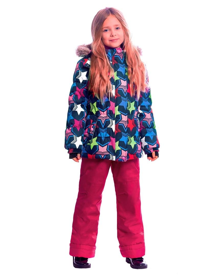 WP91258 Комплект зимний: куртка и брюки