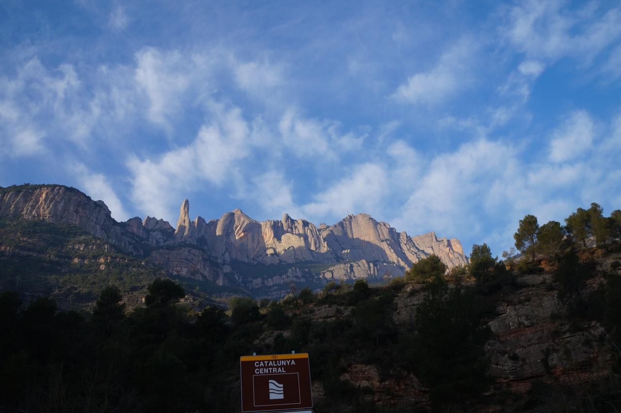 Священные горы Монсеррат