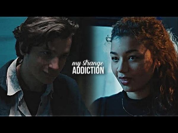 Liv and noah | strange addiction