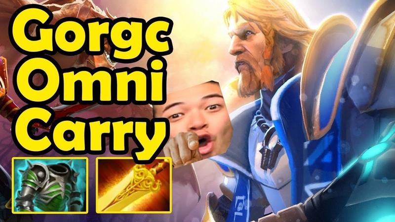 Gorgc Got Hacked - Omniknight Carry