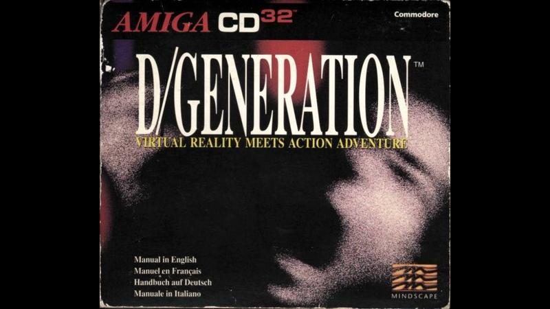 Old School {Amiga} D Generation ! full ost soundtrack