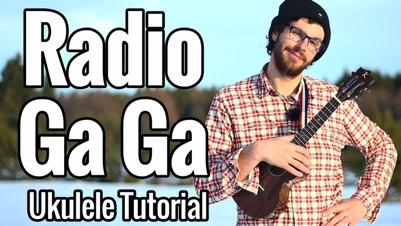 Queen Radio Ga Ga Ukulele Tutorial And Play Along