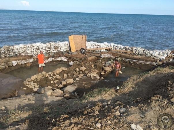 Акра  подводный город в Крыму с тысячелетней историей