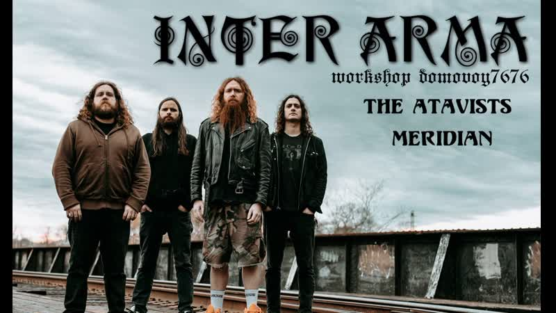 INTER ARMA - The Atavists Meridian (Official Video 2019)