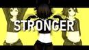 Bigger Better Stronger MEME ► MMD BATIM shitpost