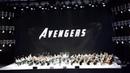 Ne prosto orchestra - Avengers любительская съемка