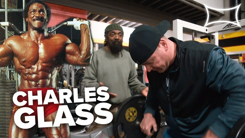 Gym Machine Hacks With The Godfather of Bodybuilding Charles Glass