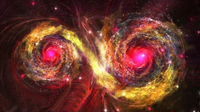 Столкновения галактик Самые разрушительные явления Вселенной Документальный фильм про космос