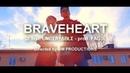 Q! feat. U₦ÐΣR†ΔBŁΣ - BRAVEHEART (prod. FAG3L)
