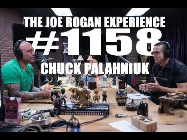 Joe Rogan Experience 1158 - Chuck Palahniuk