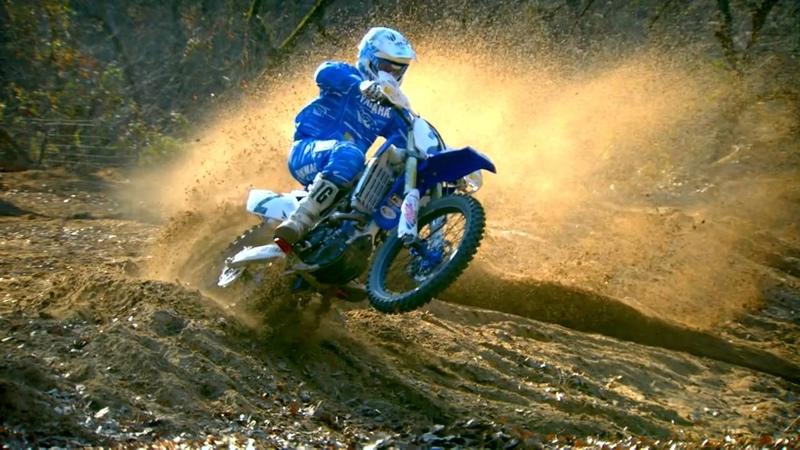 Мотокросс - очень красивый вид спорта