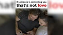 If Someone Is Controlling You That's Not Love by Jay Shetty