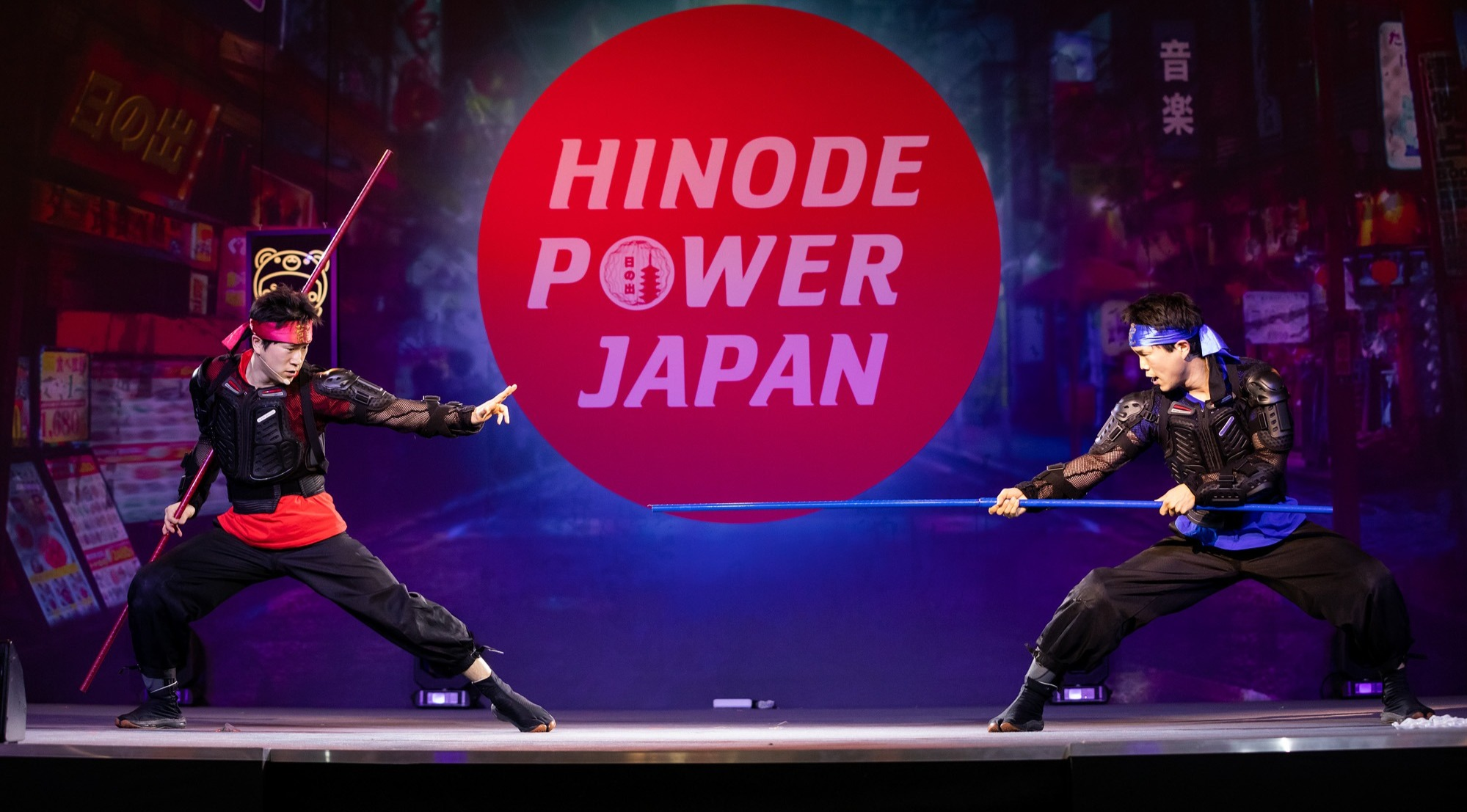 Hinode Power Japan 2019. День первый