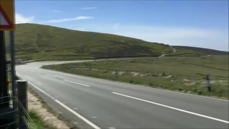300 км_ч по улочкам острове Мэн Самая смертельная гонка в мире Isle of Man TT