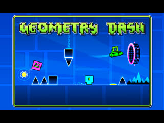 Geometry Dash (Theory Of Insomnia, Curse Calling, The Death Moon). №6.