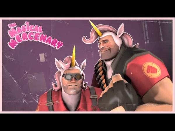 Scream Fortress 2013: Unicorn Hat Voicelines