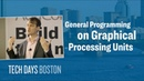 General Programming on Graphical Processing Units — AdaCore Tech Days Boston 2018