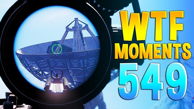 PUBG WTF Funny Daily Moments Highlights Ep 549