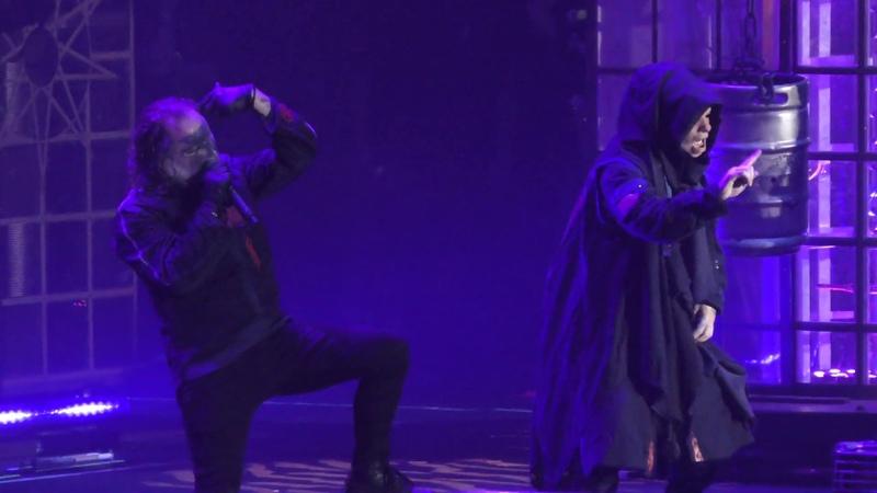 Slipknot - Disasterpiece Live Mystic Festival, Kraków Polska 25.06.2019 4k 2160p
