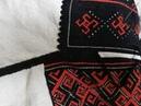 Маскування з'єднувальних швів у борщівській сорочці. Критський шов