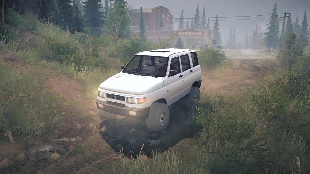 УАЗ - 3160