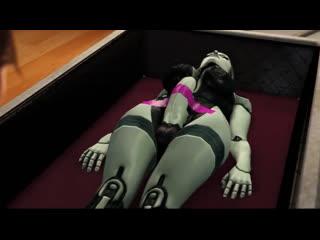 Хочешь такую секс игрушку робота futanari ? (красотки futanari 3d shemale trap transsexual транс трап транссексуал)