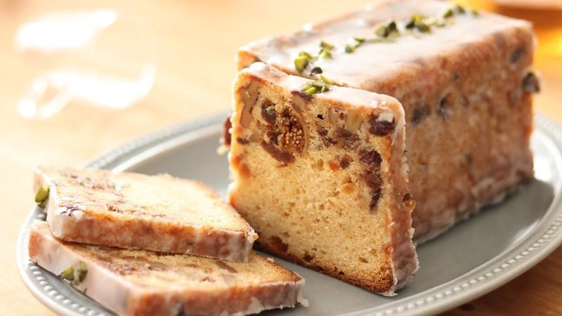 フルーツ・パウンドケーキの作り方*クリスマス Fruits Pound Cake HidaMari Cooking