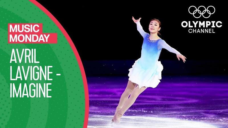 Yuna Kims Imagine At Sochi 2014 Olympics Figure Skating Gala | Music Monday