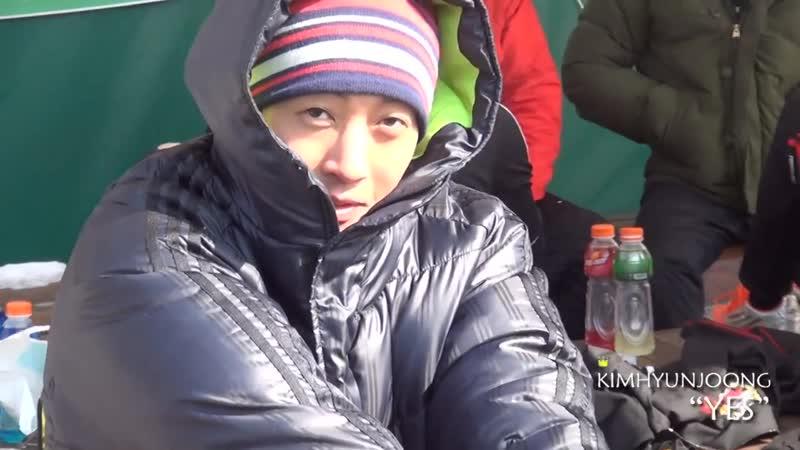 [fancam] 2013.02.09 Kim Hyun Joong(김현중) Soccer@Daelim Playground