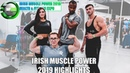 IRISH MUSCLE POWER EXPO 2019