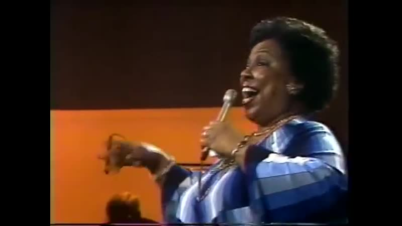 Helen Humes, Deed I Do, Dont Worry Bout Me, 1977 TV Performance