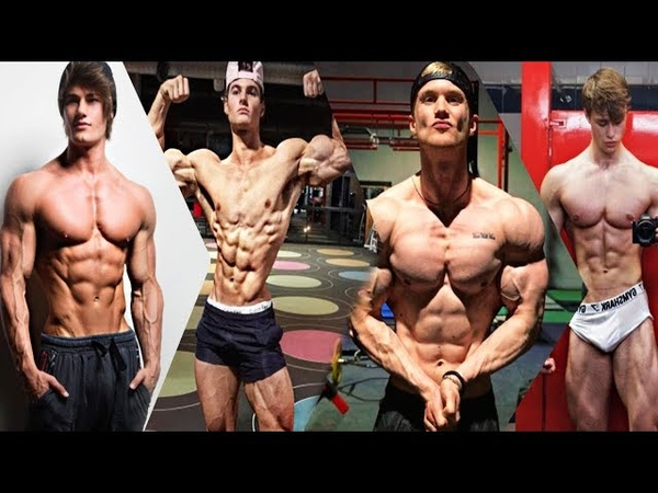 YOUNG BEASTS | Pro Aesthetics Motivation 2017 w/ David Laid, Jeff Seid, Carlton Loth, Zac Aynsley