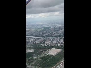 Пролетая над Братеево
