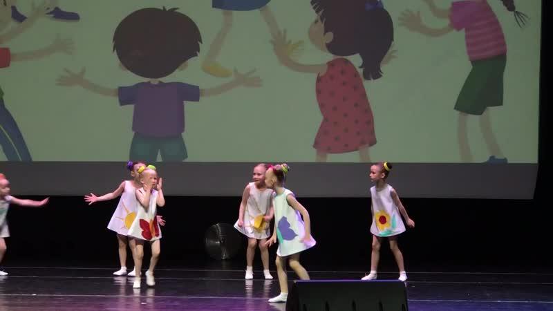 Танец « Икота» отчетный концерт 19.05.2019