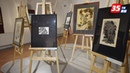 В пяти залах Вологодского кремля разместились коллекция картин и акварели Галины Дементьевой