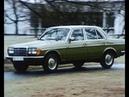 1976 Mercedes Benz W123 200D 280E