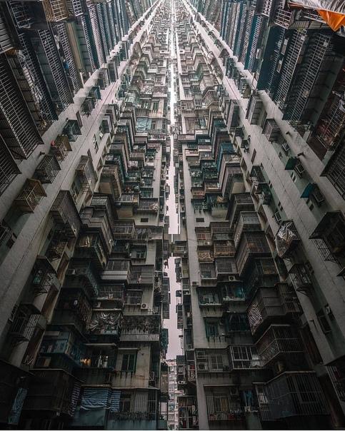 Здание - монстр в Макао (Китай) Фото: Tristan Zhou