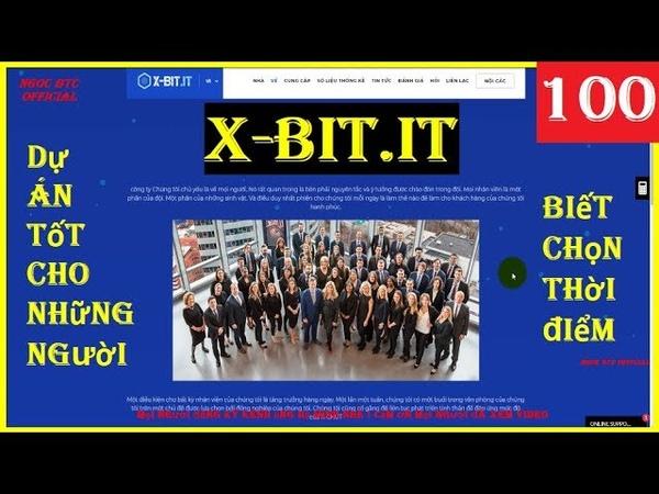 X-bit.it | Một Dự Án Tốt Cho Những Nhà Đầu Tư Biết Nắm Bắt Cơ Hội
