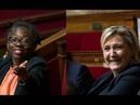 Le Pen et Obono s'unissent contre Macron