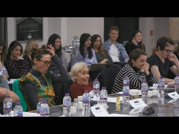 Game of Thrones The Last Watch Documentary: Kit Harington Emilia Clarke React To Jon Killing Dany