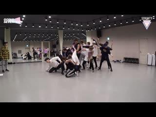 [рус.саб] [seventeen] going seventeen 2019 ep.1