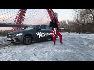 Millenium киров   iggy azalea - kream   choreography by milena evdokimova   танцы jazz-funk